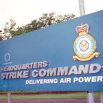 RAF Strike Command, High Wycombe