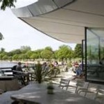 The Serpentine Restaurant, London